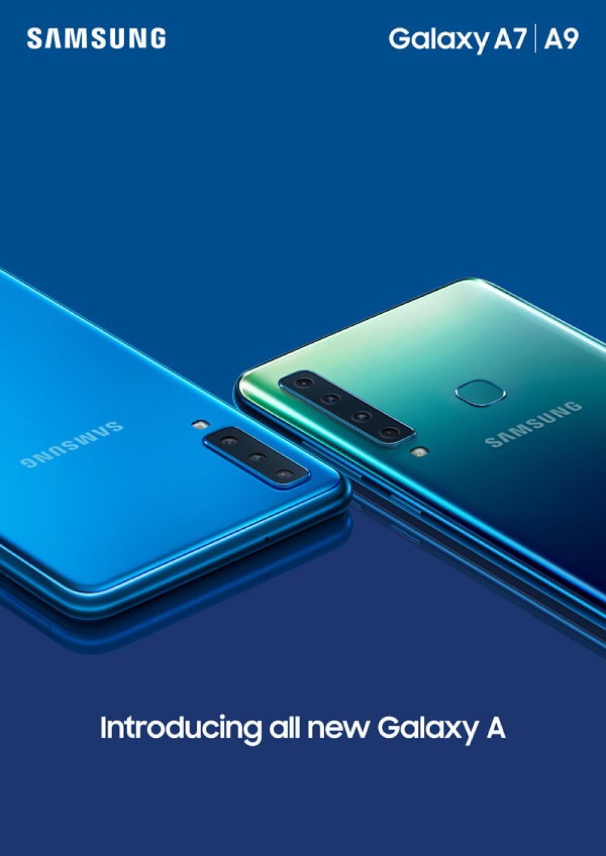 Νέα Samsung Galaxy smartphones για ακόμα πιο συναρπαστικές εμπειρίες και αμέτρητες δυνατότητες