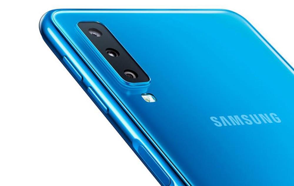 Samsung Galaxy A7 (2018): Επίσημα το πρώτο smartphone της εταιρείας με τριπλή πίσω κάμερα