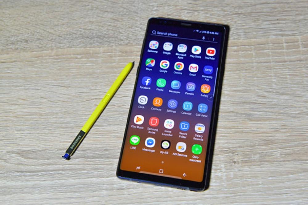 Samsung Galaxy Note9 αναφλέγεται μέσα σε τσάντα και ακολούθησε ήδη αγωγή κατά της Samsung