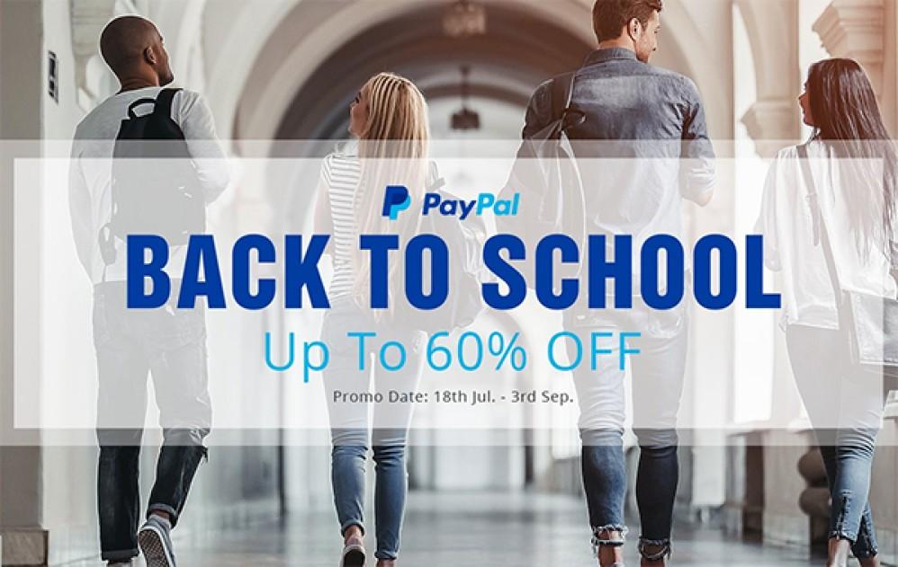 Επιστροφή στο σχολείο με εκπτώσεις έως 60% στο Geekbuying