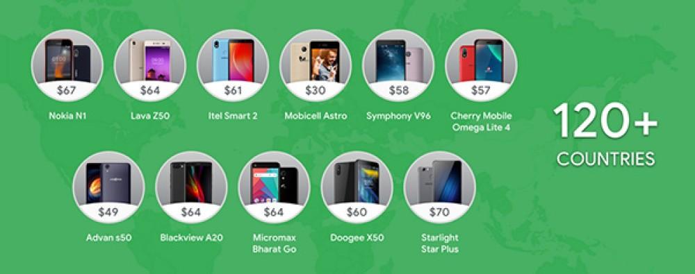 Android 9 Pie (Go Edition): Ανακοινώθηκε η νέα βελτιστοποιημένη έκδοση για entry-level smartphones