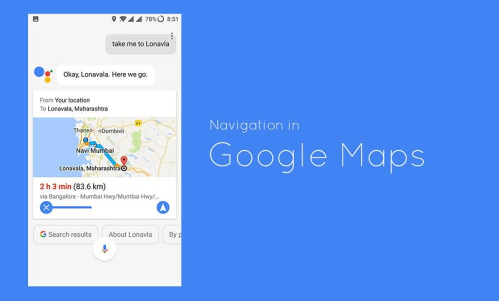 Ο Google Assistant έφτασε και στην υπηρεσία Google Maps βελτιστοποιημένος για πλοήγηση