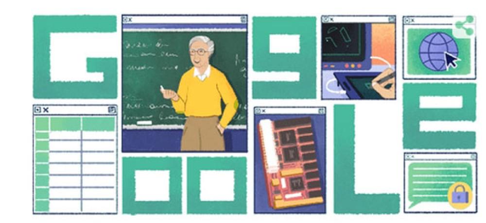 Η Google τιμά τον Μιχάλη Δερτούζο, οραματιστή του Διαδικτύου