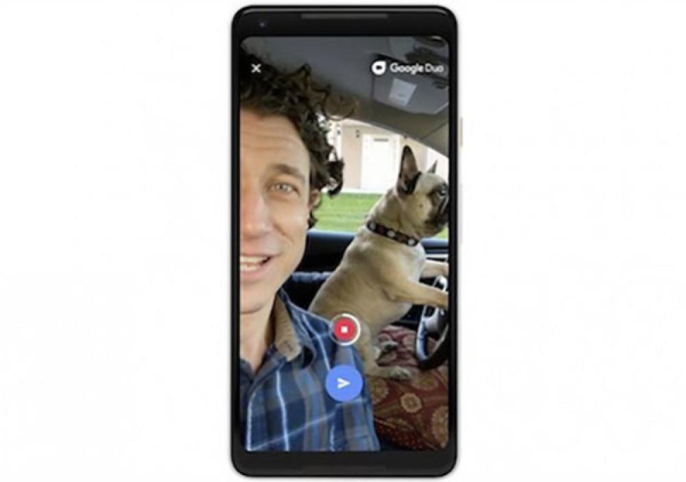 Google Duo: Τώρα μπορείς να στέλνεις και βιντεοσκοπημένα μηνύματα στους συνομιλητές σου [Video]