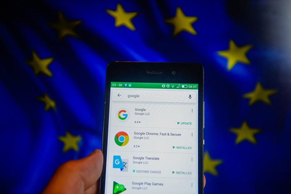 Η Google είχε προτείνει αλλαγές στην ΕΕ από το 2017 για να αποφύγει το πρόστιμο, αλλά μάταια...