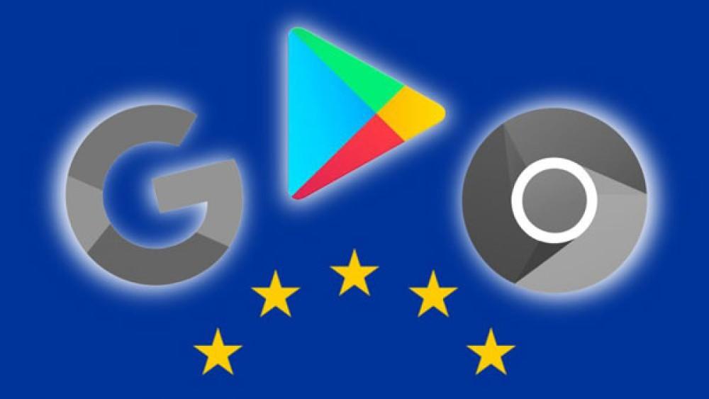 Google: Στο εξής θα χρεώνει άδεια χρήσης για το κατάστημα Google Play στην Ευρώπη