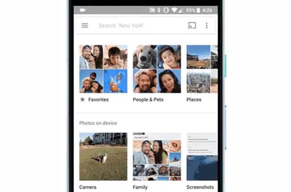 Google Photos: Νέα λειτουργία για να επισημαίνεις φωτογραφίες ως αγαπημένες