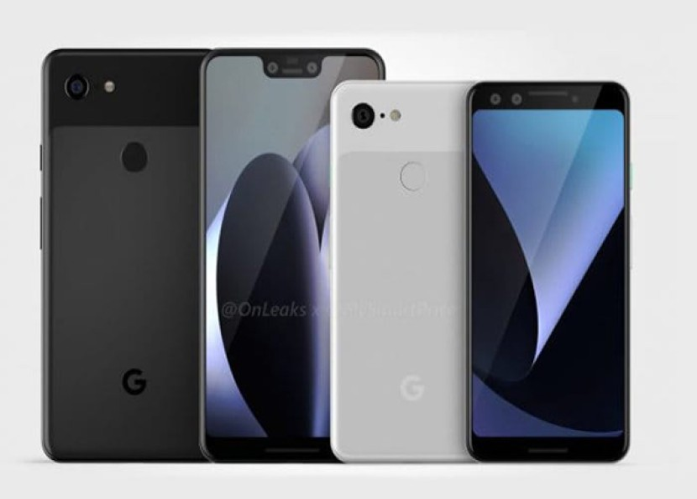 Google Pixel 3: Παρουσίαση στις 4 Οκτωβρίου;