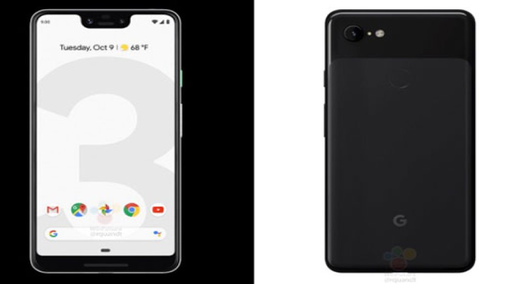 Google Pixel 3 / 3 XL: Νέα διαρροή επίσημων renders για τη συσκευή, τον ασύρματο φορτιστή και τα wallpapers τους
