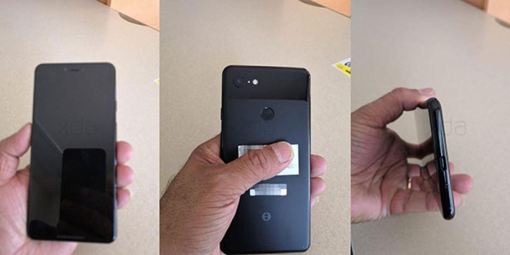 Google Pixel 3 XL: Διέρρευσε πακέτο φωτογραφιών που αποκαλύπτει την εμφάνιση του