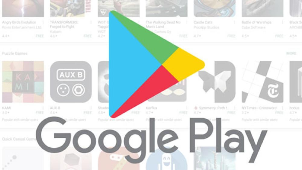 Google Play: Επανασχεδιασμός στο Material Design και για το κατάστημα εφαρμογών