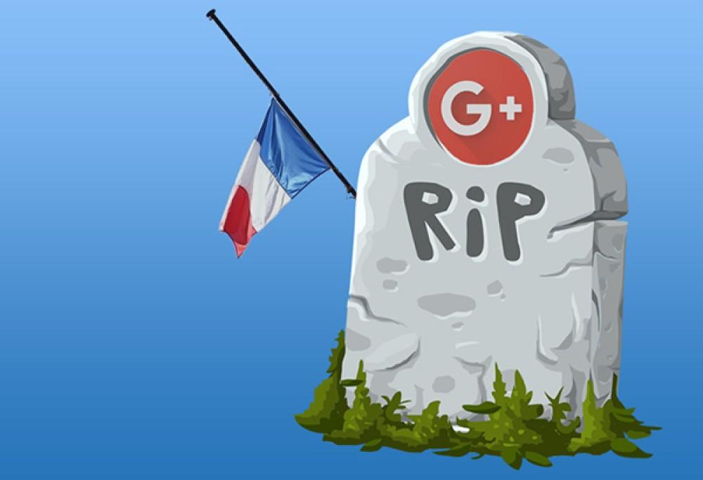 Έφτασε το τέλος για το Google+; Η Google France κλείνει την επίσημη σελίδα της στο κοινωνικό δίκτυο