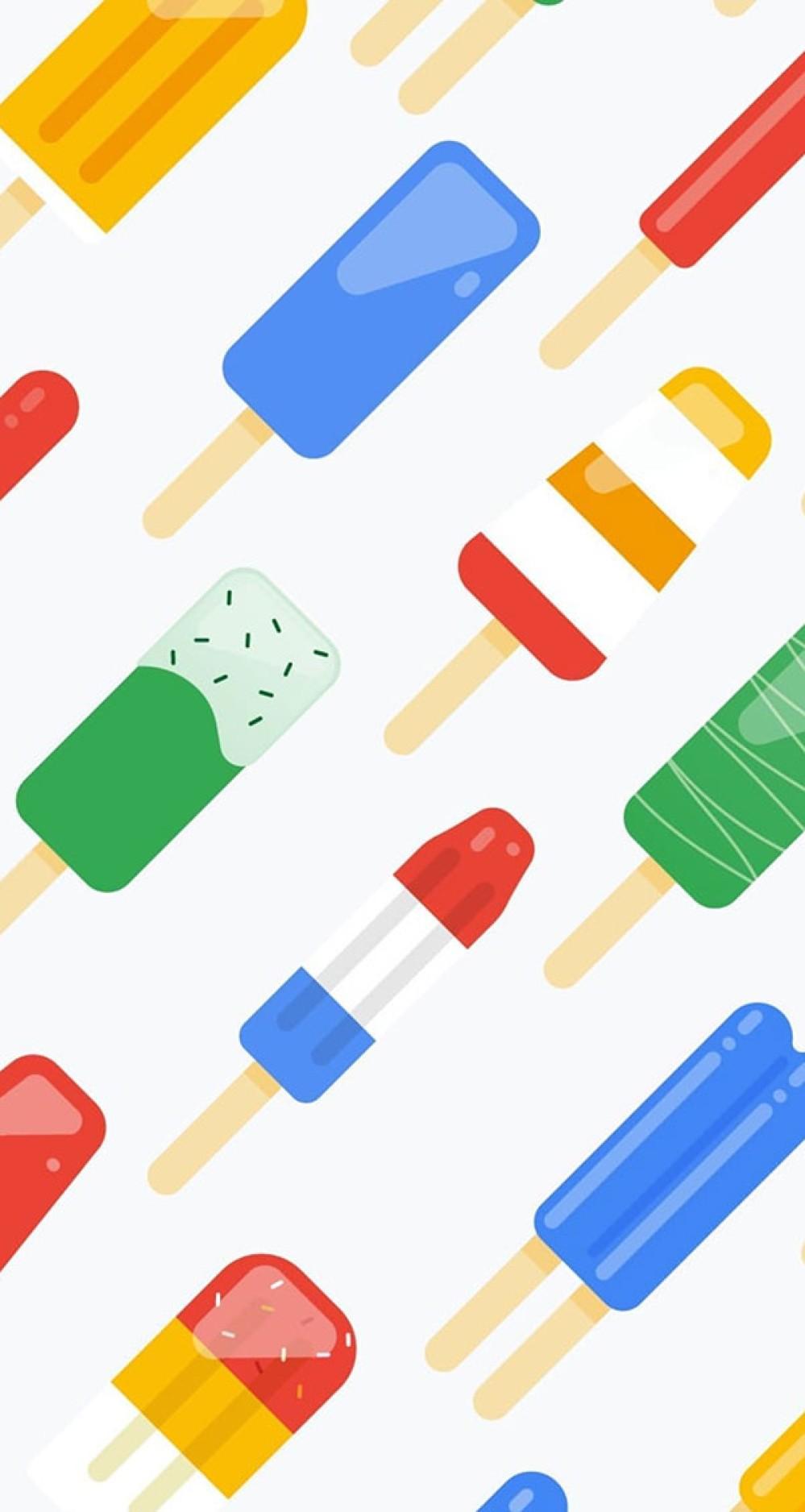 Τα νέα wallpapers της Google ίσως αποκαλύπτουν την ονομασία του Android P