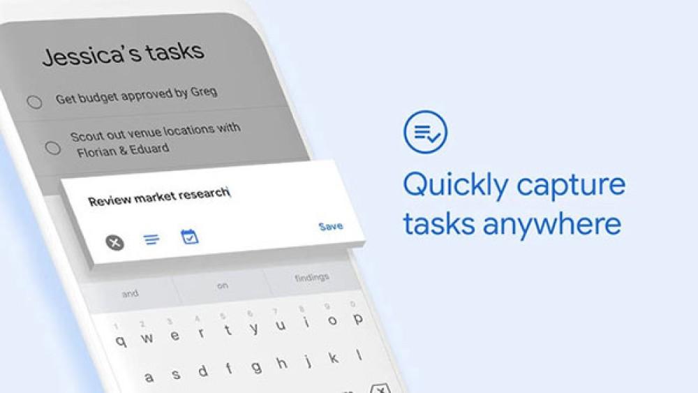 Google Tasks: Η νέα εφαρμογή για οργάνωση των καθημερινών καθηκόντων σου