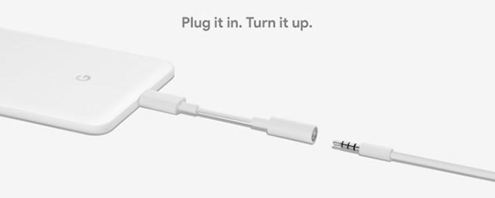 Νέος αντάπτορας USB Type-C σε 3.5mm από τη Google