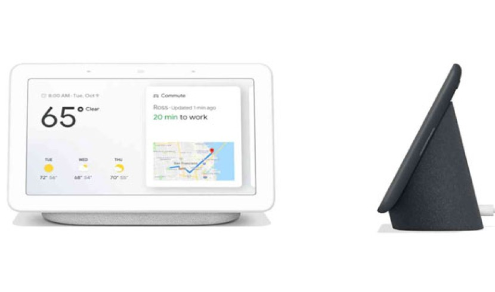 Google Home Hub: Η έξυπνη οθόνη με ενσωματωμένο ψηφιακό βοηθό Google Assistant [Video]