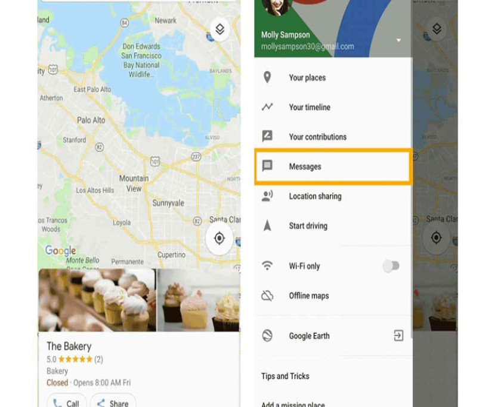 Google Maps: Σύντομα θα μπορείς να επικοινωνείς με επιχειρήσεις απευθείας από την εφαρμογή