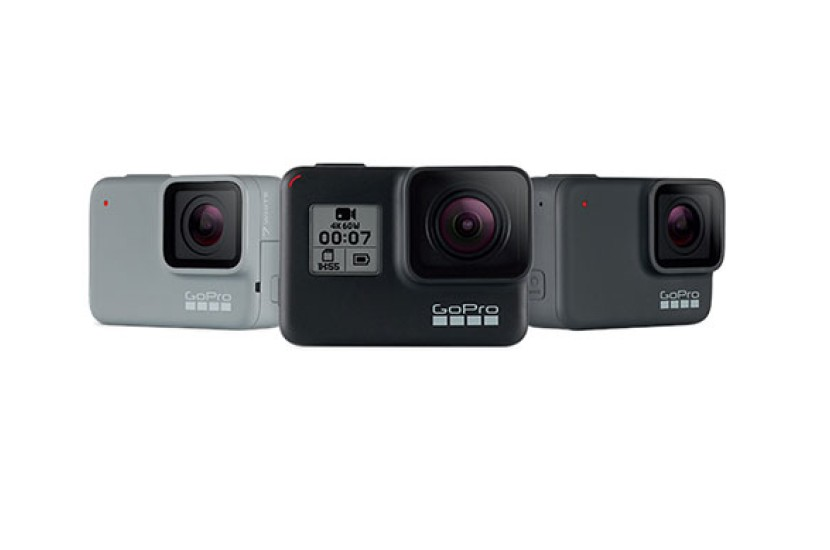 GoPro HERO7 Black, HERO7 White και HERO7 Silver: Ανακοινώθηκαν επίσημα οι νέες, προηγμένες action cameras