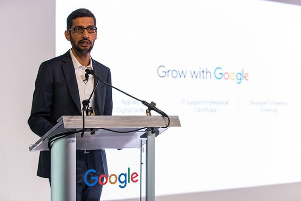 Grow with Google: Βοηθώντας 1 εκατομμύριο Ευρωπαίους να βρουν εργασία ή να αναπτύξουν την επιχείρησή τους μέχρι το 2020