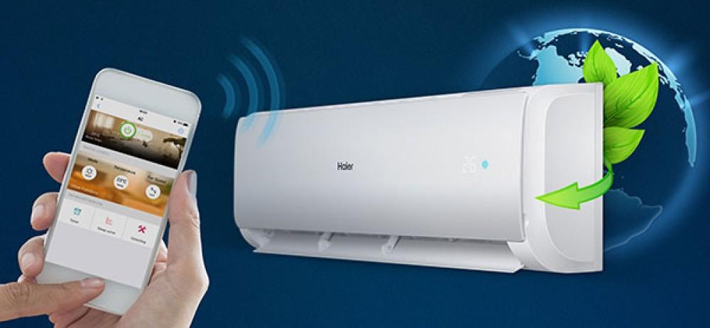 Haier Tundra Green: Νέα σειρά κλιματιστικών ενεργειακής κλάσης A+++ με οικολογικό ψυκτικό R32 και WiFi!