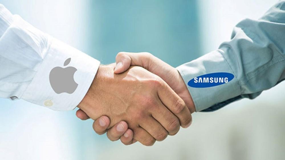 Apple και Samsung έλυσαν την δικαστική διαμάχη τους εξωδικαστικά μετά από 7 χρόνια