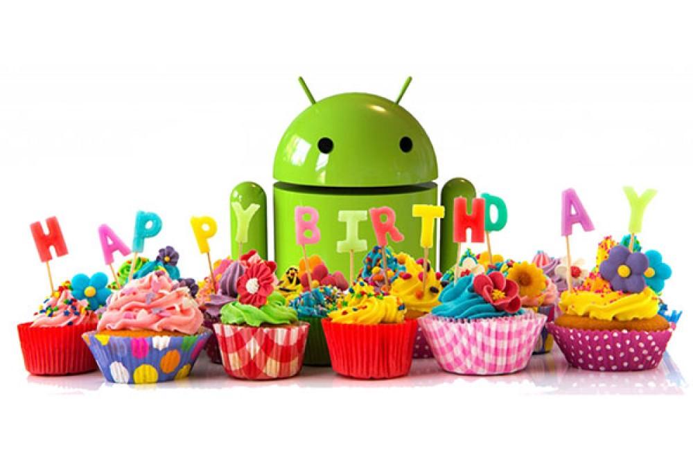 10 χρόνια Android, το δημοφιλέστερο mobile λειτουργικό σύστημα της εποχής μας