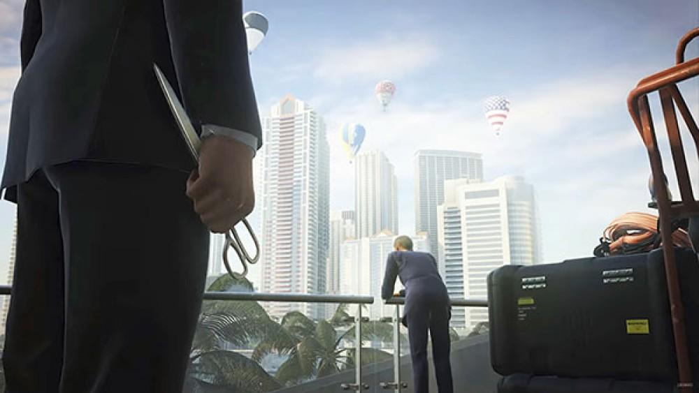 Hitman 2: Το πρώτο gameplay trailer περιλαμβάνει επιθέσεις με...ψαλίδι [Video]