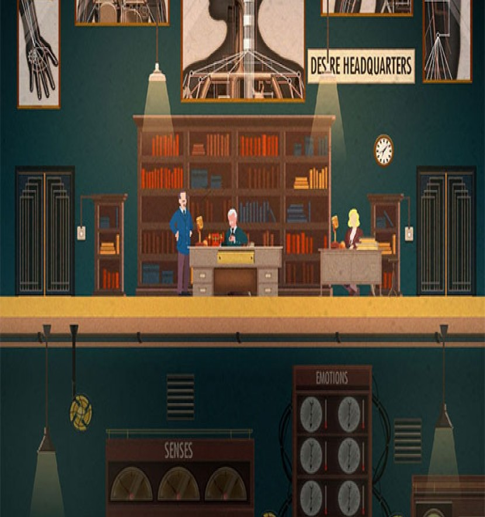Homo Machina: Ένα πανέμορφο puzzle game που παρομοιάζει το ανθρώπινο σώμα με εργοστάσιο του 1920 [Video]