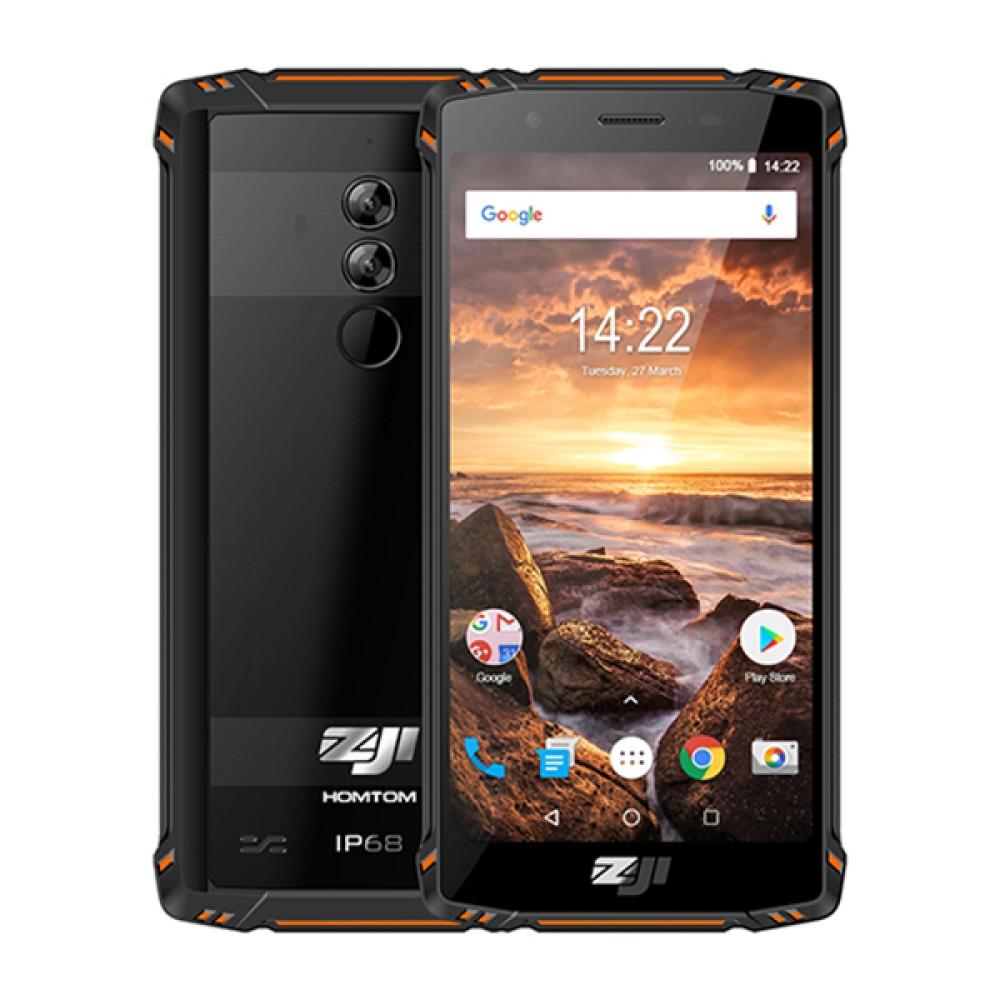 HOMTOM ZOJI Z9: Θωρακισμένο με οθόνη 5.7'' HD+, 6GB RAM, dual κάμερα και μπαταρία 5500mAh σε πολύ καλή τιμή [Video]