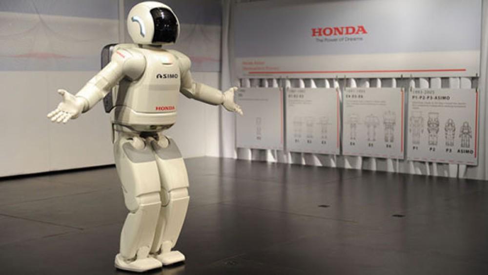 Honda Asimo: Το διάσημο ρομπότ βγαίνει στην σύνταξη [Video]