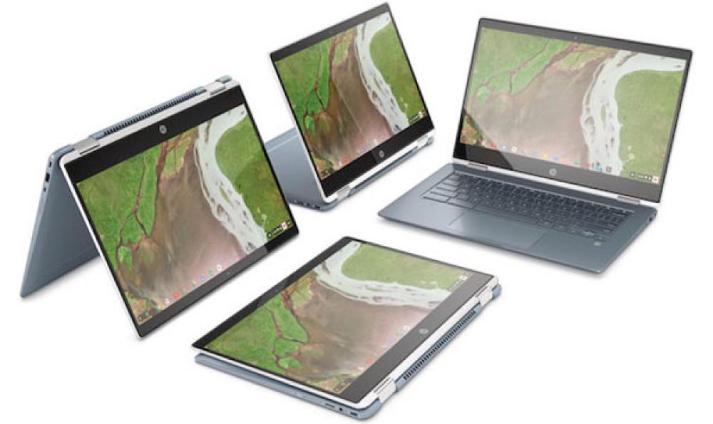 HP Chromebook x360 14: Αυτό είναι το λεπτότερο Chromebook που έχουμε δει από την εταιρεία