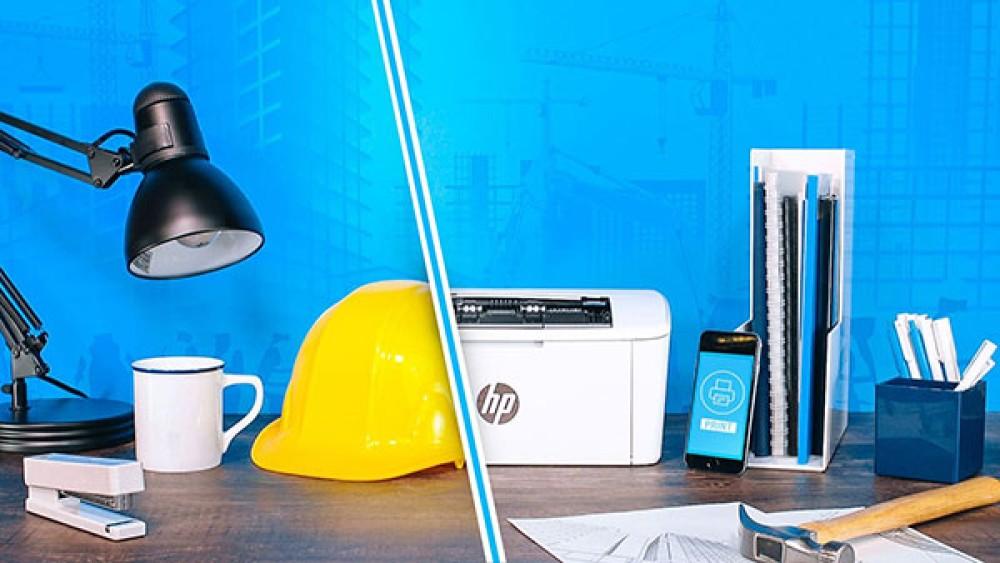 HP LaserJet Pro M15 και M28: Οι μικρότεροι laser εκτυπωτές για κάθε προσωπικό χώρο εργασίας