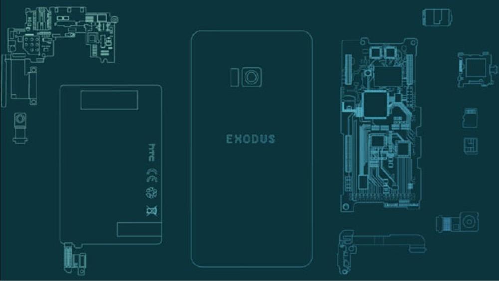 HTC Exodus: Αποκαλυπτήρια στις 22 Οκτωβρίου για το blockchain smartphone [Video]
