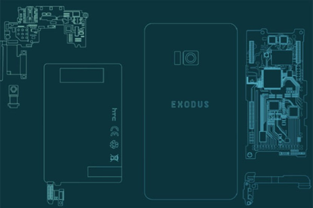 HTC Exodus: Ανακοινώθηκε το blockchain smartphone της εταιρείας