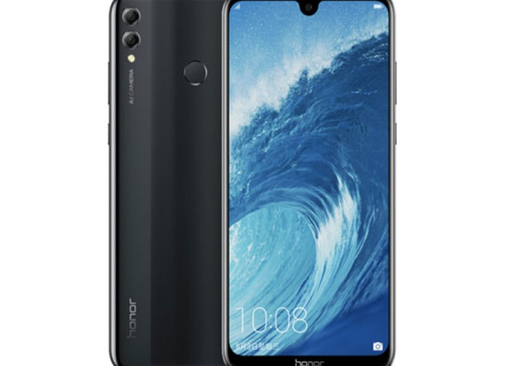 Honor 8X Max: Πλήρης αποκάλυψη για γιγαντιαίο smartphone με οθόνη 7.12'' και πολύ μικρό notch