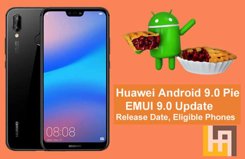 Huawei: Παρουσίαση του EMUI 9.0 (Android 9.0 Pie) στην IFA Berlin και αναβάθμιση το Σεπτέμβριο για τη σειρά Huawei P20