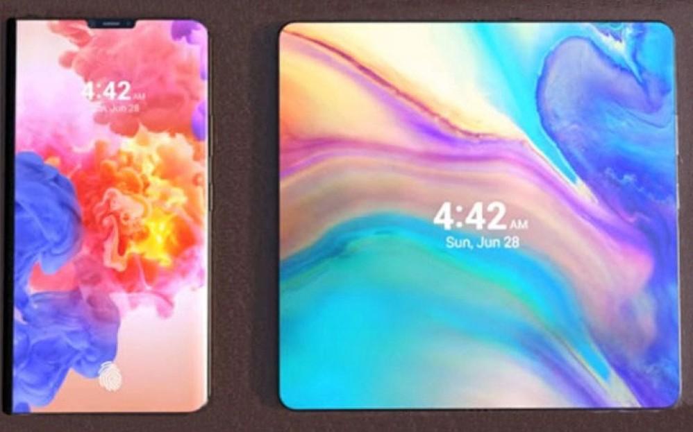 Μια ματιά στο πρωτότυπο του αναδιπλώμενου 5G smartphone της Huawei