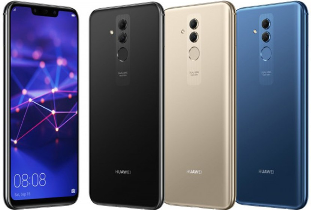 Huawei Mate 20 Lite: Νέο πεντακάθαρο render μας το αποκαλύπτει με κάθε λεπτομέρεια