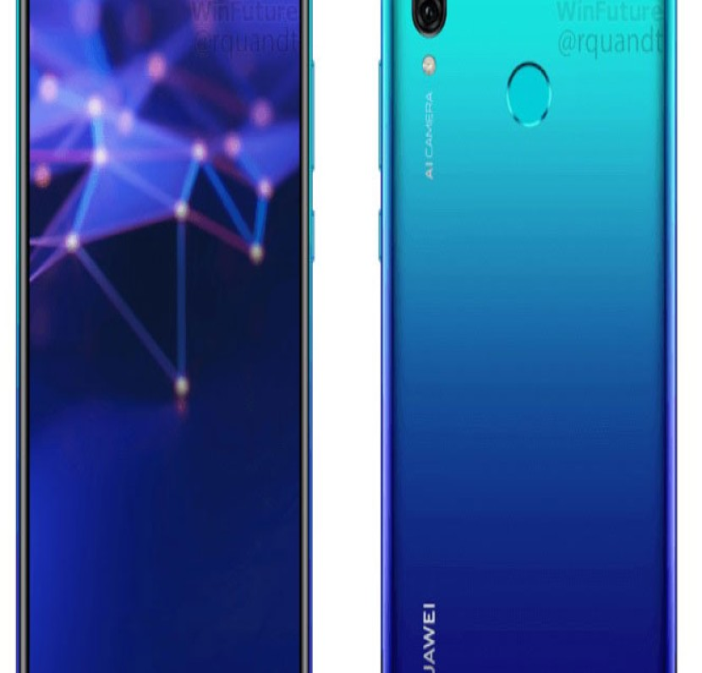 Huawei P Smart 2019: Έρχεται σύντομα με οθόνη 6.2'' FHD+, notch-σταγόνα, Kirin 710 και Android Pie