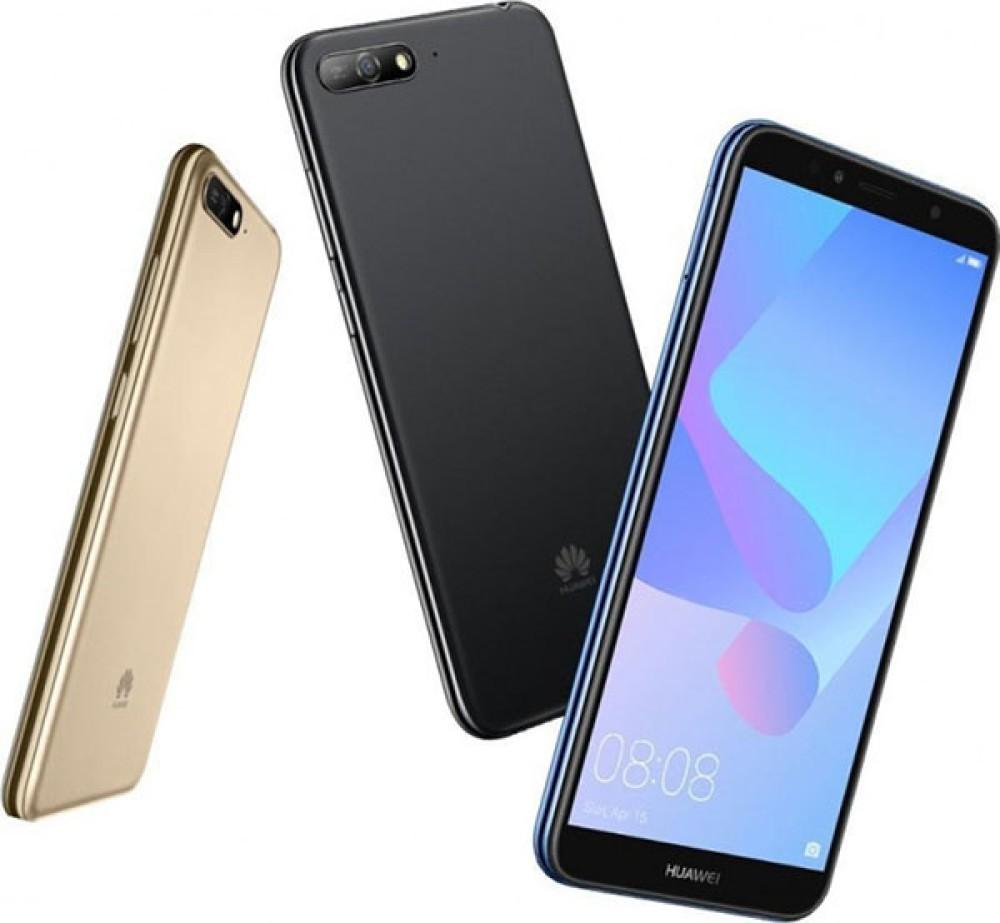 Huawei Y6 (2018): Επίσημα με οθόνη 5.7'' 18:9, λειτουργία Face Unlock και Android 8.0