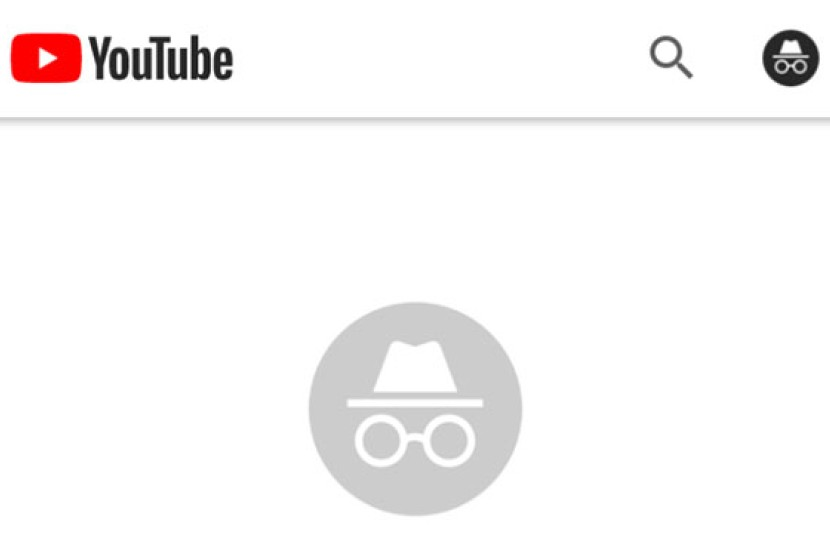 YouTube: Δοκιμές για Incognito mode στην εφαρμογή για συσκευές Android