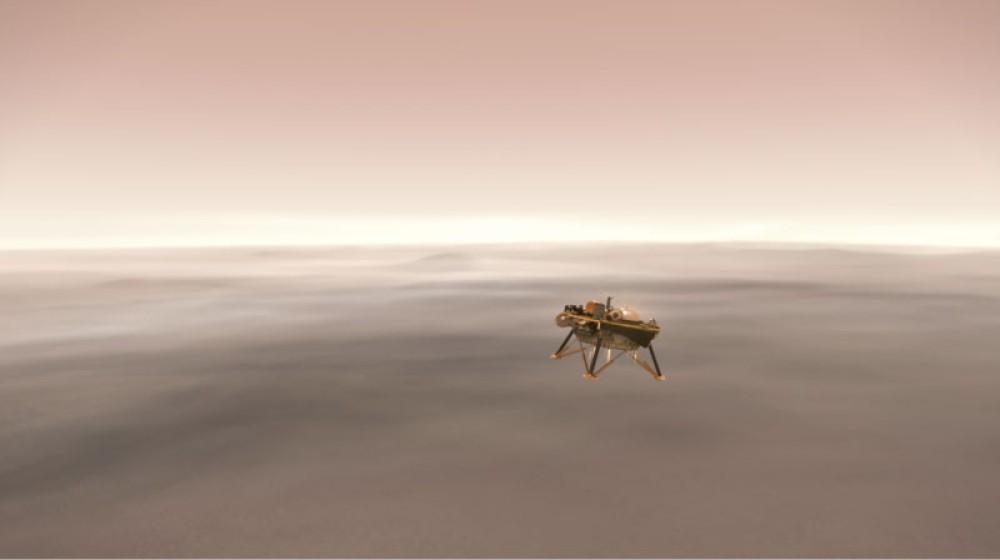 NASA: Παρακολουθήστε ζωντανά την προσεδάφιση του InSight στον πλανήτη Άρη