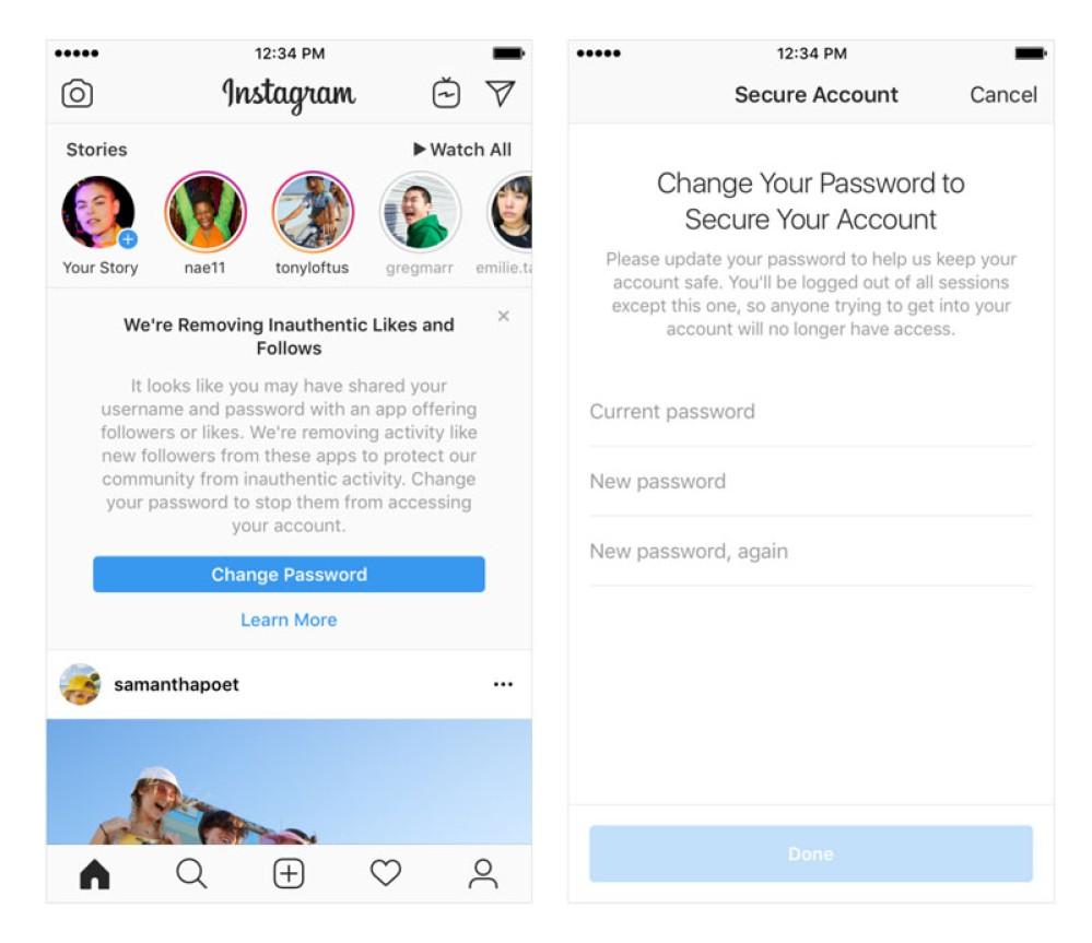 Instagram: Κηρύσσει τον πόλεμο ενάντια στα ψεύτικα likes, follows και comments