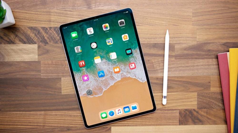 iPad Pro (2018) με ελαχιστοποιημένα bezels και υποστήριξη Face ID;