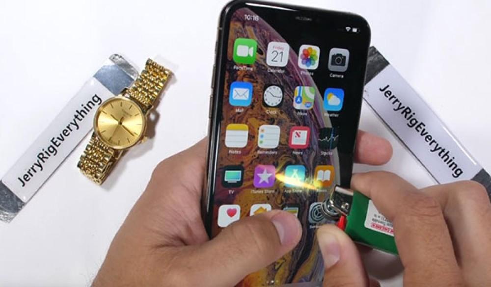 iPhone Xs / Xs Max: Πόσο ανθεκτικά είναι σε πτώσεις, νερό και λυγίσματα; [Videos]
