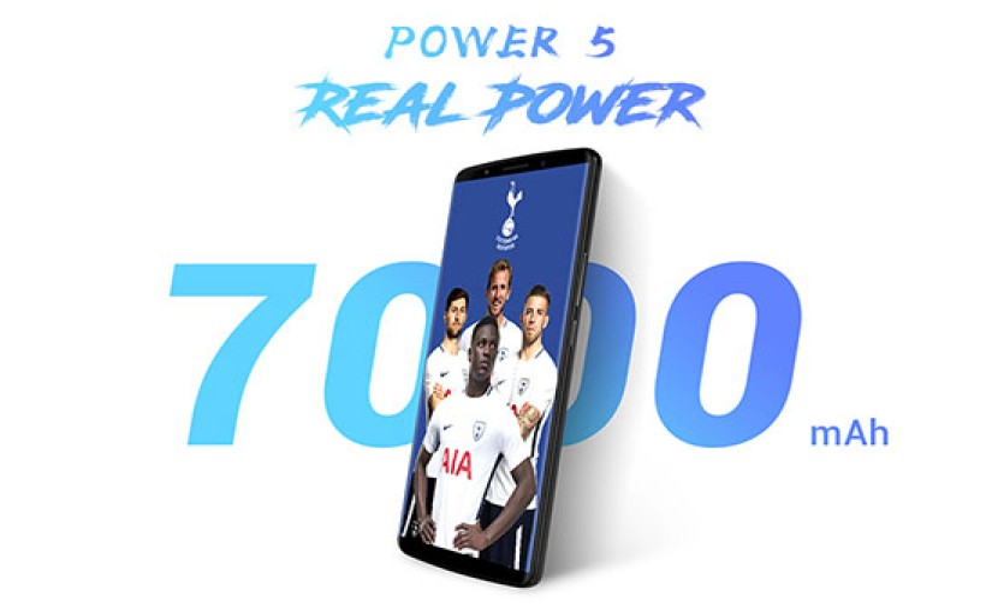 LEAGOO Power 5: Έρχεται μέσα στον Απρίλιο με μπαταρία 7000mAh και δυνατότητα λήψης στα 65MP Ultra HD