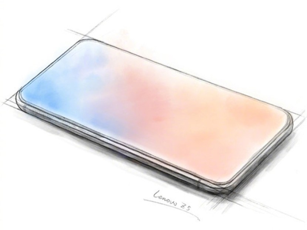 Lenovo Z5: Παρουσίαση για το all-screen smartphone στις 5 Ιουνίου