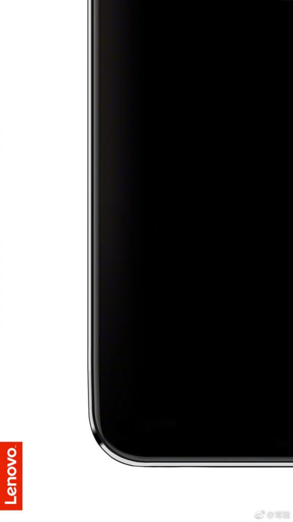 Lenovo Z5: Το δεύτερο teaser αποκαλύπτει μηδαμινά bezels στο κάτω μέρος της οθόνης