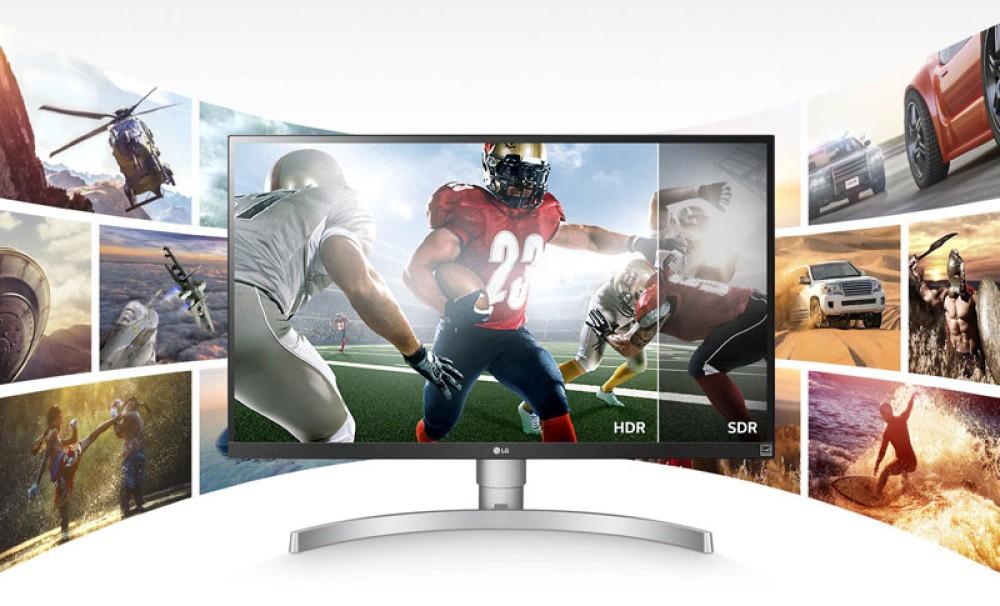 4K monitors από την LG για μοναδική ποιότητα εικόνας