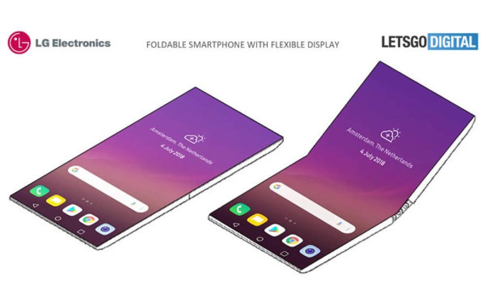 LG: Θα παρουσιάσει αναδιπλώμενο smartphone στις αρχές Ιανουαρίου στο CES 2019